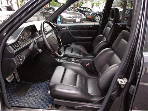 W124 Interior by Mercedes W124 E60 Amg Limited Edition Japan Benztuning