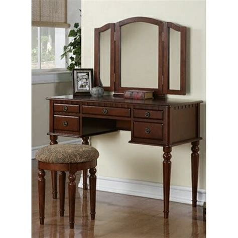 curved design 3 panel mirror vanity with stool drawer best 25 tri fold mirror ideas on pinterest dressing