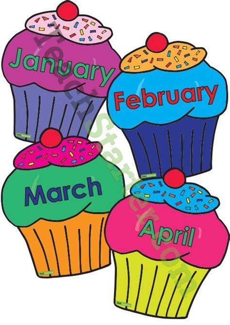cupcake birthday chart template birthday chart printable chart new calendar template site