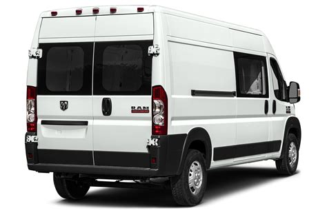 dodge work van new 2017 ram promaster 3500 price photos reviews