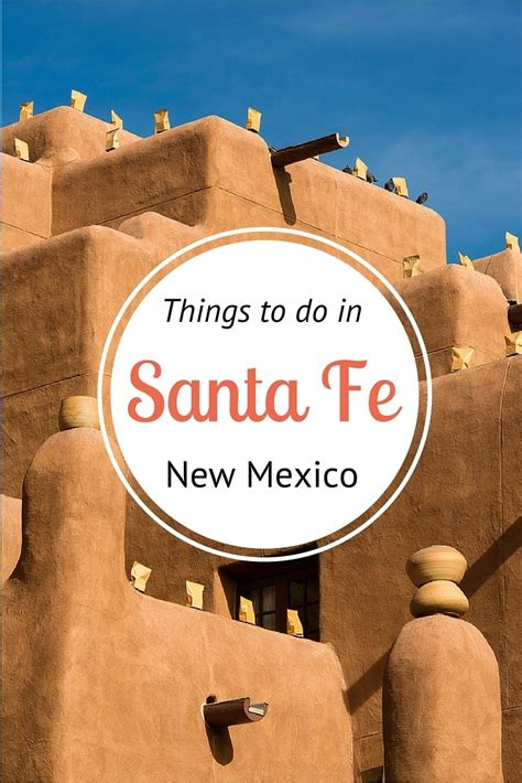 insiders guide what to do in santa fe new mexico