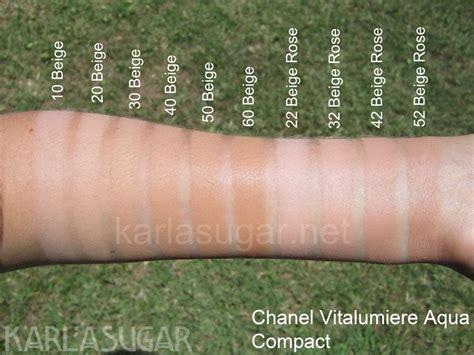 Chanel Cc 5 Ml No 20 Beige chanel vitalumiere aqua compact