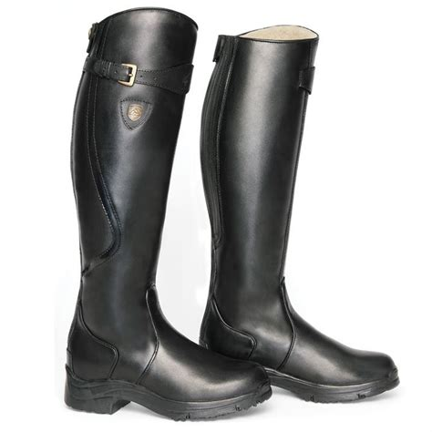 mens equestrian boots mountain mens snowy river boots smart shoes