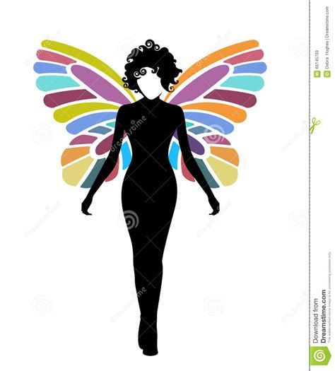 wings emerging from troubled times with new and deeper wisdom books butterfly stock vector image 66145769