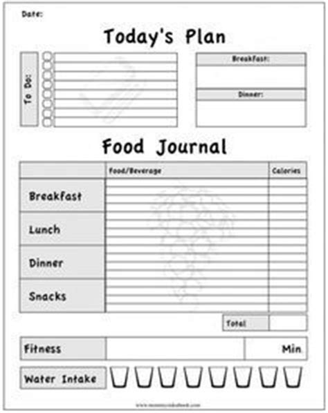 printable low carb food journal 1000 images about lose weight 2016 on pinterest low