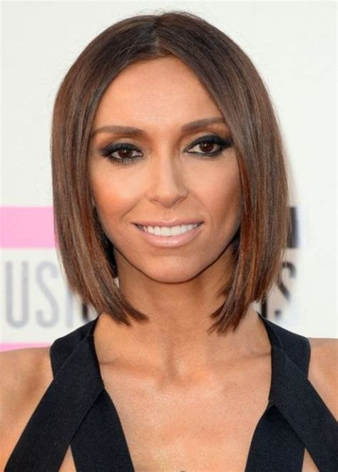 guliana rancic gums thinning hair top 100 bob hairstyles herinterest com part 6