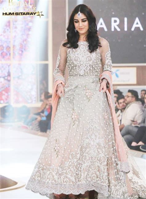 maria b bridal collection wedding and formal dresses colorful embroidered frocks for girls fashion pakistan maria b latest bridal collection 2017 2018 wedding dresses