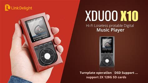 Xduoo X10 Hi Res Audio Player Warranty wonderful xduoo x10 hi fi loseless digital player linkdelight