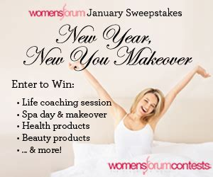 Sweepstakes For Women - enter the new year new you makeover sweepstakes for women discountqueens com