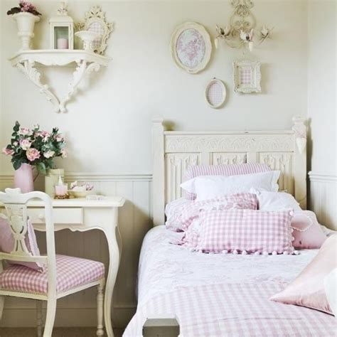 white and pink bedroom young girl s vintage white pink bedroom pictures photos