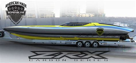 adrenaline boats adrenaline s zrx 47 comes to life