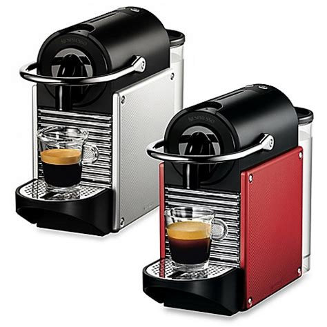 nespresso bed bath beyond nespresso 174 pixie d60 us al ne espresso machine bed bath