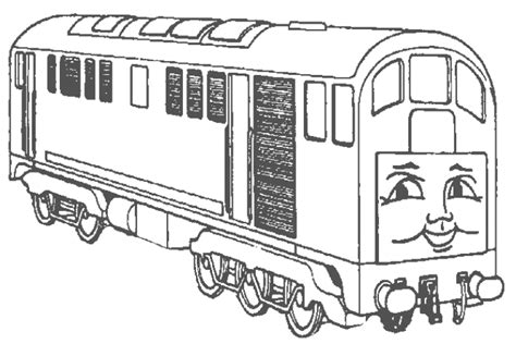 coloring page thomas and friends coloring pages 0