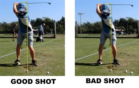 top of golf swing why your golf swing changes every time adam young golf