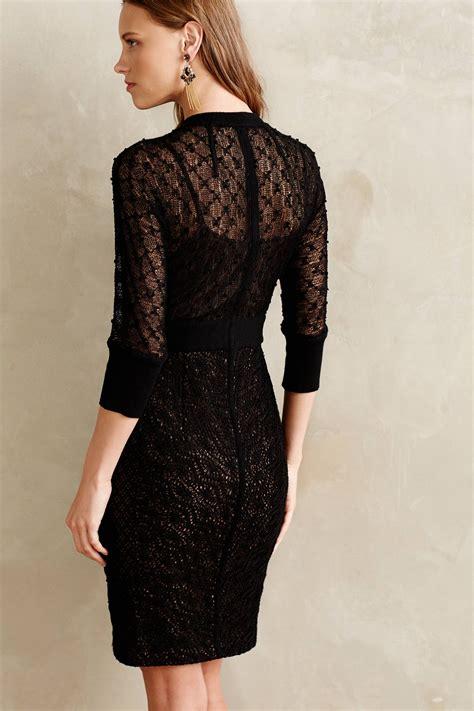 Dress Monna byron lars mona dress in black lyst