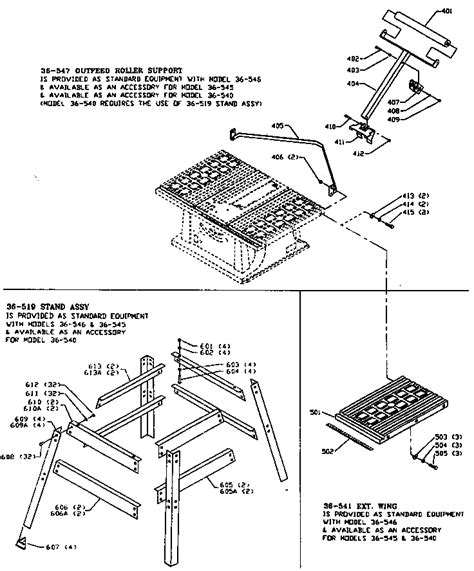 delta bench saw parts 301 moved permanently