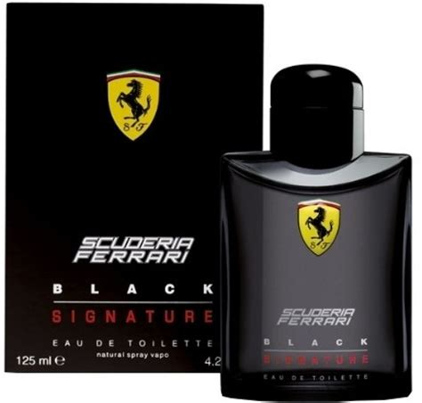 Parfum Scuderia Black Original 100 buy scuderia black signature edt 125 ml in india flipkart