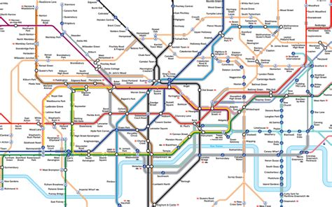 map of underground stations transport for tfl has up a map to help