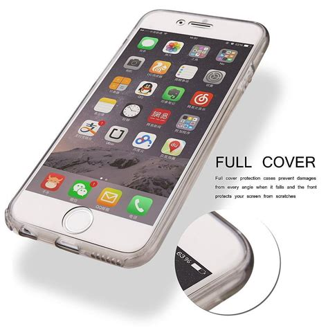 360 Protect 3 In 1 For Iphone 7 7 shockproof 360 176 silicone protective clear cover for