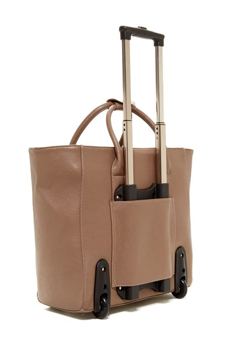 Rolling Bag With Rack by Kc Jagger Shelby Rolling Bag Nordstrom Rack