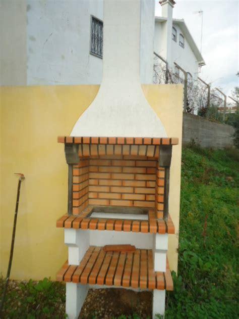 como construir  asador en tu patio facil  economico