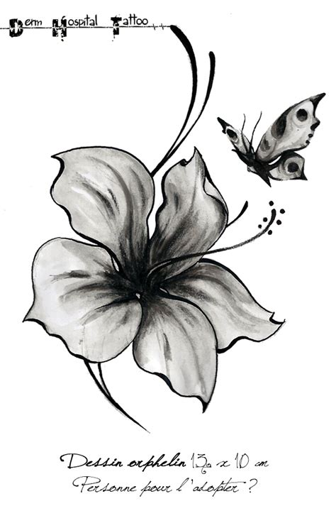 hibiscus tattoo ideas and hibiscus tattoo designs page 38