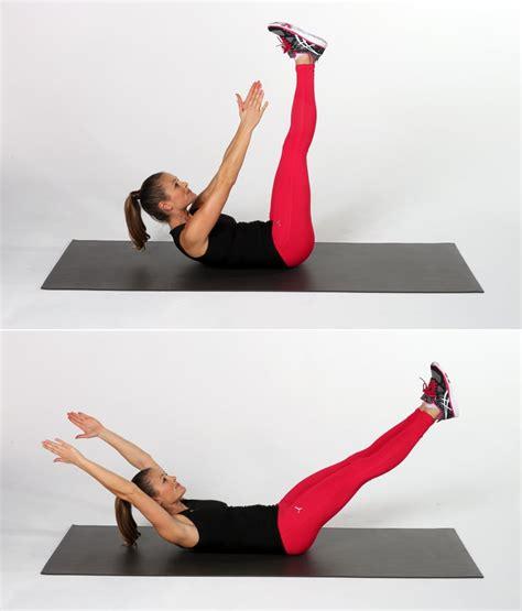 crunch crunch challenge popsugar fitness photo