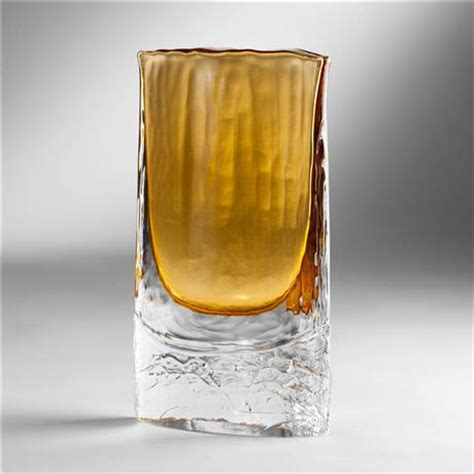 Hora Vase by Tulip Glass Vase