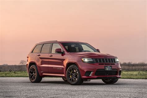 supercharged jeep jeep trackhawk hpe1000 supercharged engine upgrade