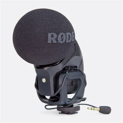 rode microphone rode stereo videomic pro microphone condenser x y