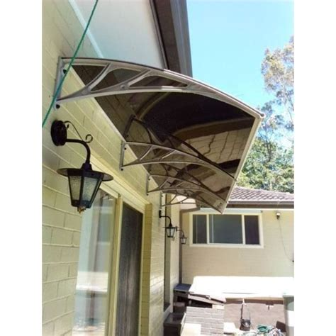 polycarbonate window awnings large polycarbonate outdoor door and window awning buy