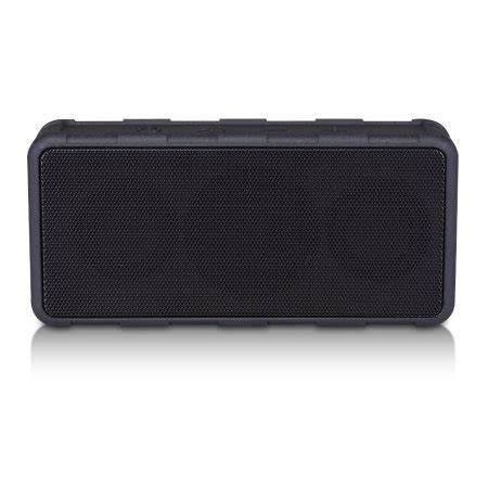 rugged bluetooth speakers blackweb rugged bluetooth speaker walmart