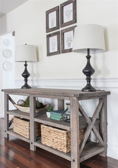 entry table decor ideas decorations  guide
