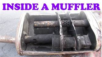 How Exhaust System Of A Car Works How A Muffler Works