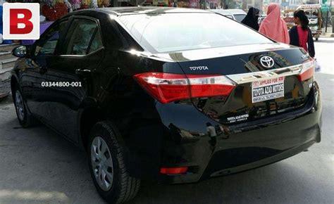 2015 Toyota Corolla Black Toyota Corola Xli 2015 Black Autos Post