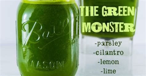 The Green Machine Detox Drink by The Green Detox Drink A Strong Diuretic That