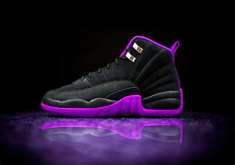 Light Purple Jordans by Air 12 Gs Hyper Violet Release Date Sneaker Bar