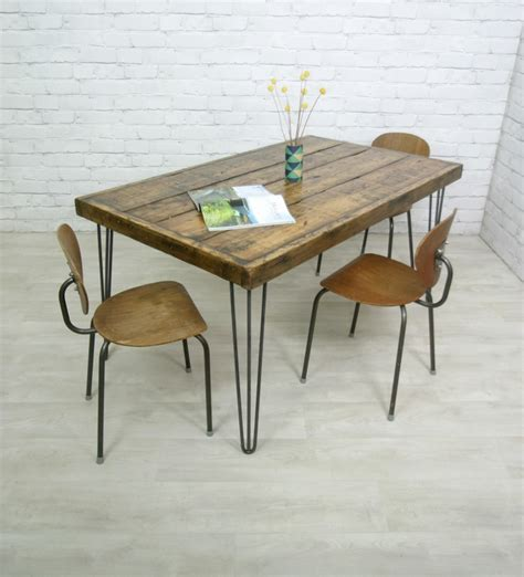 kitchen table hairpin legs inspiration jewelry and