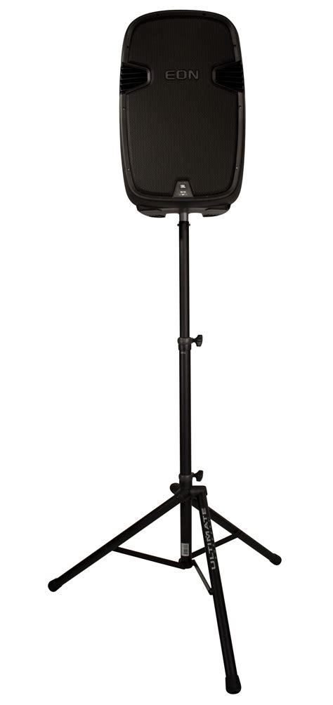 Tetonis Ts 02 Black Original ultimate support ts 80b original speaker stand