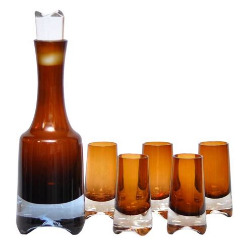 Modern Bar Glassware 1000 Images About Vintage Pitchers Decanters On