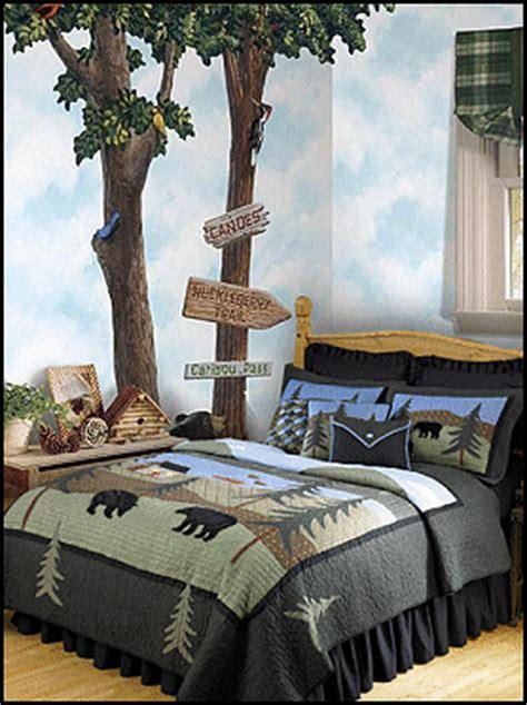 lodge bedroom decor lodge cabin log cabin themed bedroom decorating ideas