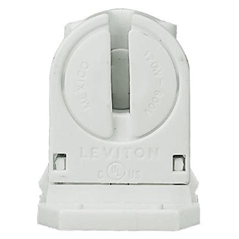 Leviton T5 L Holder by Leviton 120w Low Profile Miniature Base T5 Bi Pin L