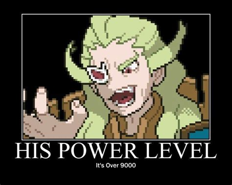 Over 9000 Meme - image 88032 it s over 9000 know your meme