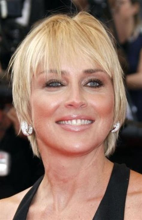 sharon stone hairband pin by kathy o malley on hair pinterest