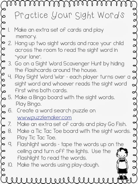 5 Letter Words List 252 best reading sight words images on