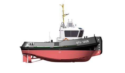 tugboat length stan tugboat 1205 from stock for harbour and offshore duties