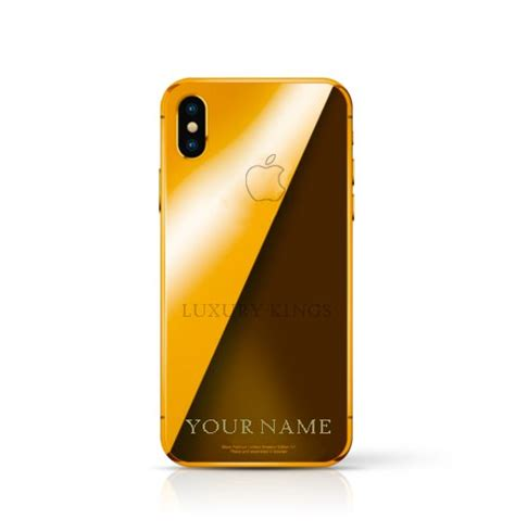 24k gold plated iphone xs 256 gb silver unlocked custom