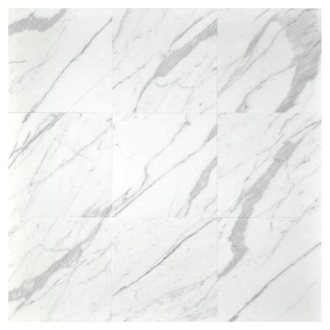 Marble Floor Tile Statuary Honed Marble Tile