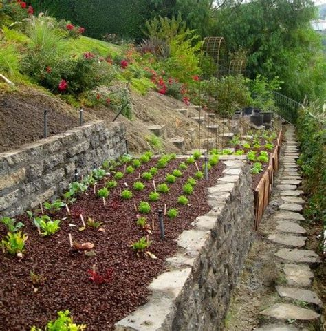Garden Hill Design Ideas | 27 best images about steep garden ideas on pinterest