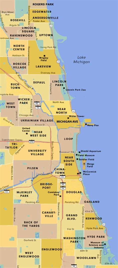 map of chicago suburbs chicago and surrounding suburbs maps quotes